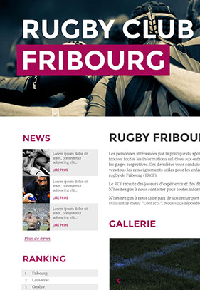 Rugby Fribourg